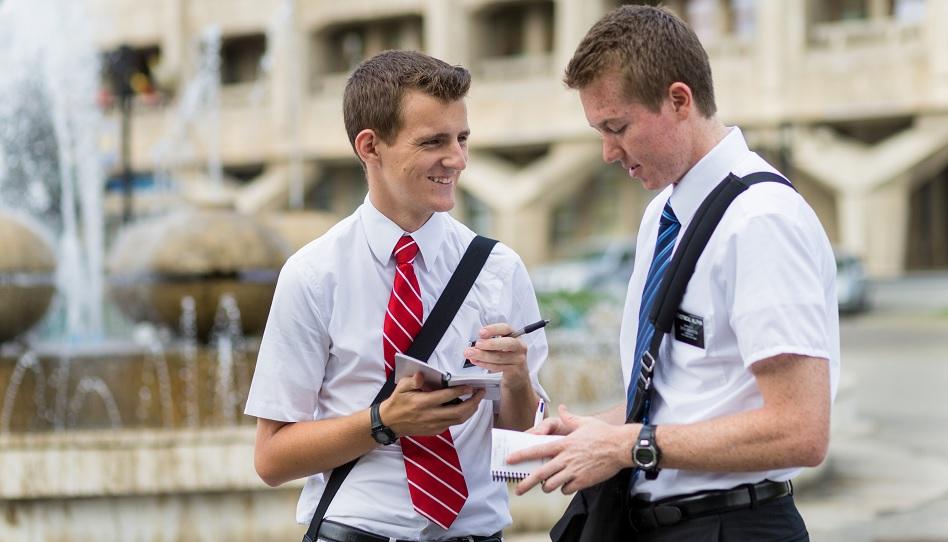 Missionare der Kirche Jesu Christi der Heiligen der Letzten Tage