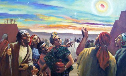 Haben die Nephiten Weihnachten gefeiert?