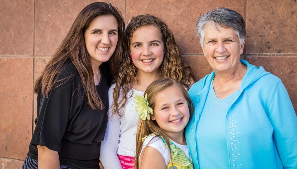 Frauen Schwestern Mitglieder der Kirche Jesu Christi