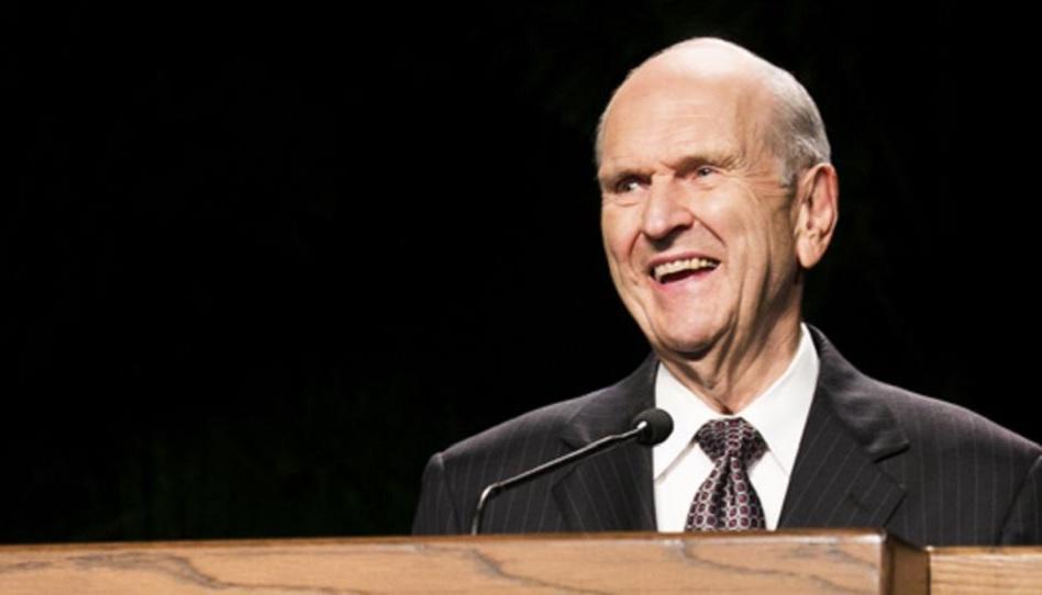 5 Aha-Effekte durch Präsident Nelsons Buch Mormon-Auftrag