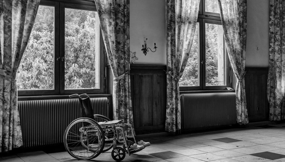 Rollstuhl Drogen Cannabis