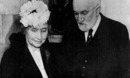 Was sich die taubblinde Schriftstellerin Helen Keller von Heber J. Grant beim Besuch des Tempelplatzes wünschte
