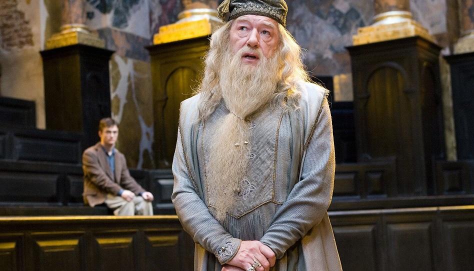 Dumbledore und Harry Generalkonferenz