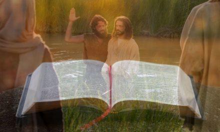 Die 20 schönsten Bibelverse zur Taufe