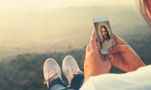 Wie es wohl wäre, Jesus zu begegnen