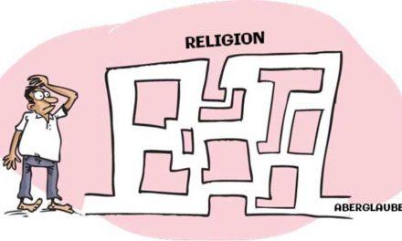 Sind Aberglaube und Religion das Gleiche?