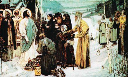 War Jesus in Russland nach seiner Auferstehung?